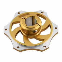 BRAKE DISC CARRIER GOLD 30 MM