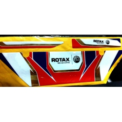 BIREL RAD STICKERS ROTAX MINI-JNR-SNR