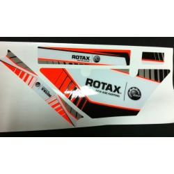 ROTAX MINI-JNR-SNR SODI WHITE DESIGN
