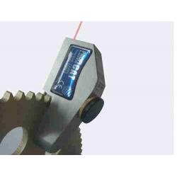 alinear cadena laser