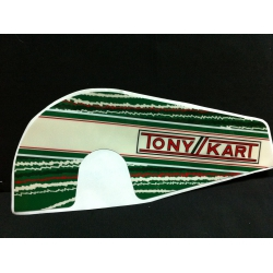 TONY KART OTK CHAINGUARD STICKER