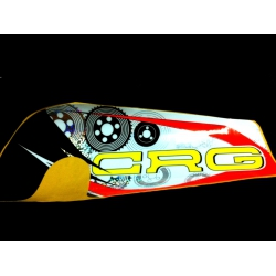 CRG CHAINGUARD STICKER