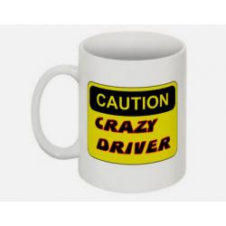 TAZA CRAZY DRIVER