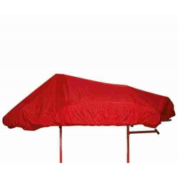 KART COVER RED