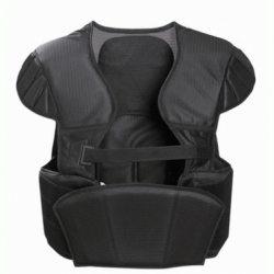 Driver rib protection vest