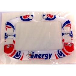 Sticer mychron4 ENERGY WHITE