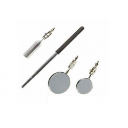 TELESCOPIC MAGNET AND MIRROR SET