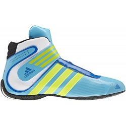 ADIDAS XLT BOOT BLUE-WHITE-YELLOW