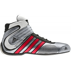 ADIDAS DAYTONA  BOOT SILVER-RED-BLACK