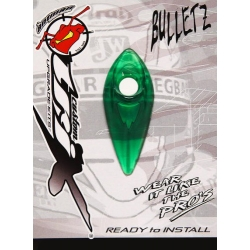 BULLETZ AIR DUCT GREEN