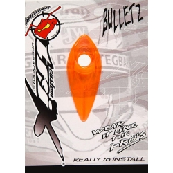 BULLETZ AIR DUCT ORANGE