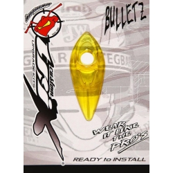 BULLETZ CONDUCTO AIRE AMARILLO