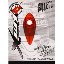 BULLETZ AIR DUCT RED