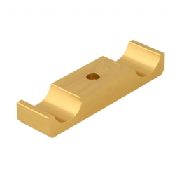 ENGINE MOUNT BOTTOM CLAMP GOLD D28