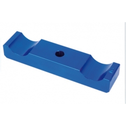 ENGINE MOUNT BOTTOM CLAMP BLUE D28