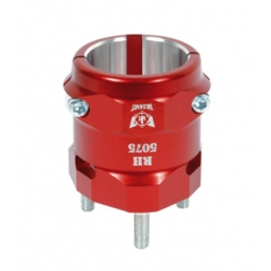 REAR HUB D50X75 MM RED
