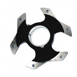 SPROCKET CARRIER D50 BLACK