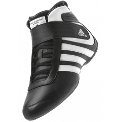 ADIDAS XLT KARTING BOOT BLACK - WHITE
