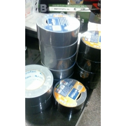 DUCK TAPE  GAFFA TAPE 25 MTR BLACK