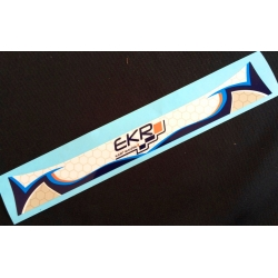 VISOR STICKER EKR