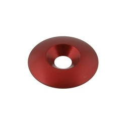 CONICAL WASHER BLACK M8 X 34MM