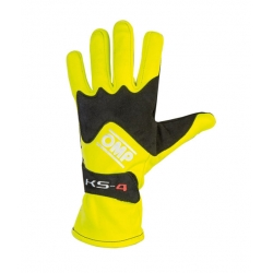 OMP GLOVES KS4 FLUO