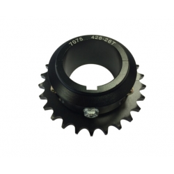 KZ ERGAL REAR SPROCKET 50 MM AXLE
