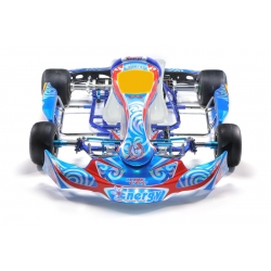 FULL KART STICKER KIT ENERGY OLD STYLE