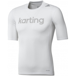 ADIDAS RACING TSHIRT UNDERWEAR KARTING
