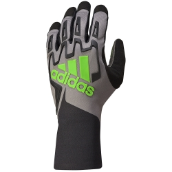 ADIDAS GLOVES RSK GRAPHITE/BLACK FLUO GREEN