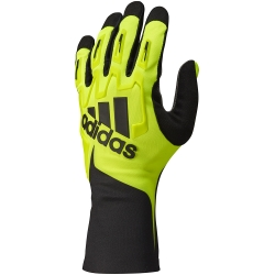 ADIDAS GLOVES RSK YELLOW FLUO
