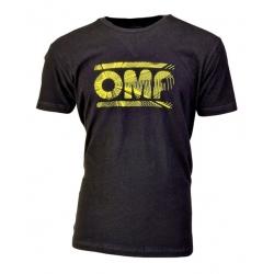 OMP BLACK T-SHIRT KARTING