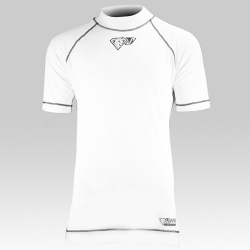 RACING TSHIRT UNDERWEAR KARTING WHITE