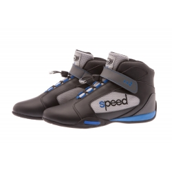 KARTING BOOTS R1 BLUE