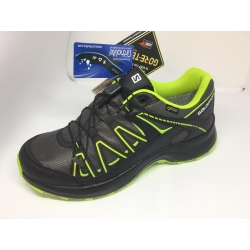 WORK TRAINERS SALOMON GORTEX B/G (UK7) (EU41)