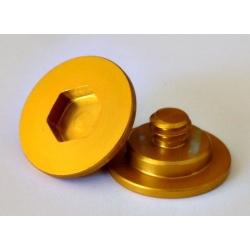 SCREWS BELL HELMET GOLD