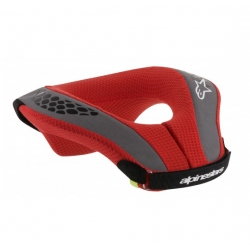 NECK BRACE ALPINESTAR WITH REMOVABLE COVER