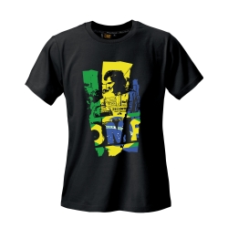 OMP T-SHIRT AYRTON SENNA COLLECTION