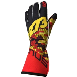 GLOVES -273 BUZZ RED