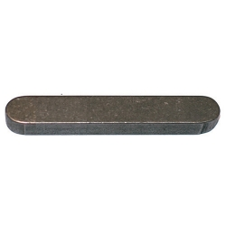WOODRUFF KEY 6X6X40MM