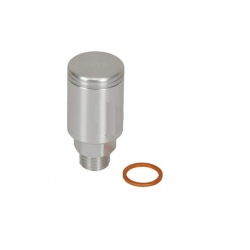 THREADED BREATHER BOTTLE KZ M14 ALUMINIUM