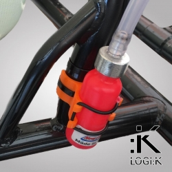 LOGIK SUPPORT OVERFLOW BOTTLE