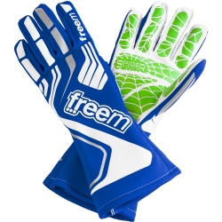 FREEM GLOVE BLUE SPIDER