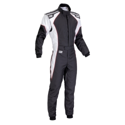 OMP SUIT KS3 BLACK - WHITE