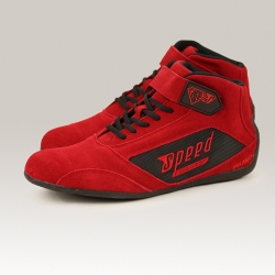 KARTING BOOTS RED