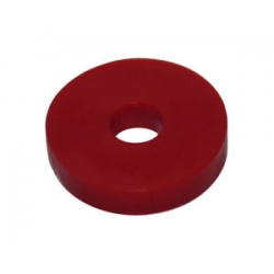 FLOORTRAY RUBBER WASHER M6 RED