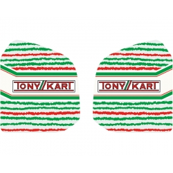 PETROL TANK STICKER KIT TONY KART