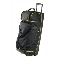 TROLLEY TRAVEL BAG WITH WHEELS OMP