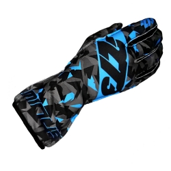 GLOVES -273 CAMO BLUE