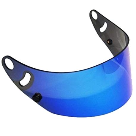 VISOR GP6 - SK6 BLUE MIRROR IRIDIUM